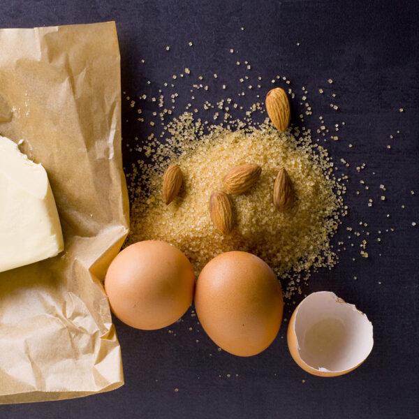 jajo i migdały