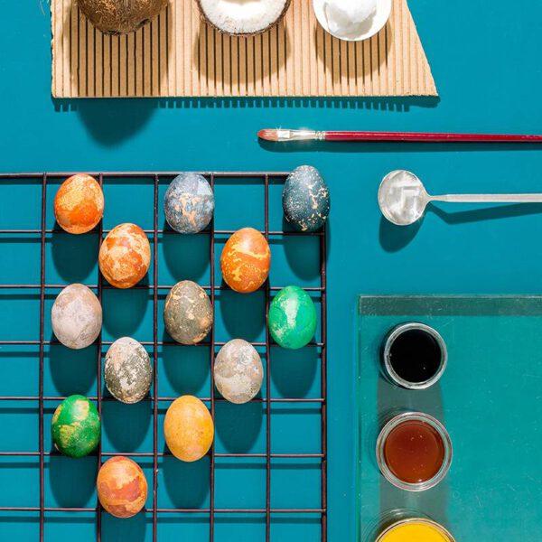 schnące jaja