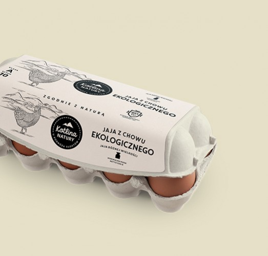 oznaczenia na opakowaniach jaj - jaja z chowu ekologicznego
