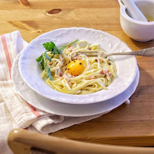 spaghetti carbonara użytkownika bajkatarzyna