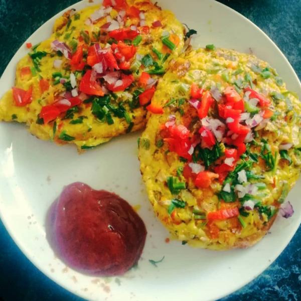 omlety z papryką użytkownika mt.s_plk